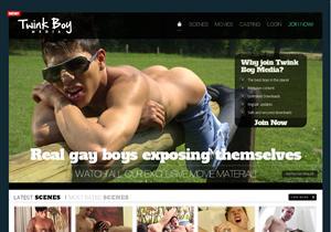 Twink Boy Media
