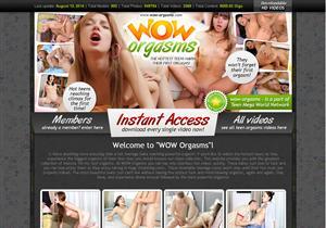 Wow Orgasms