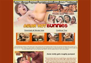 Asian Hot Bunnies