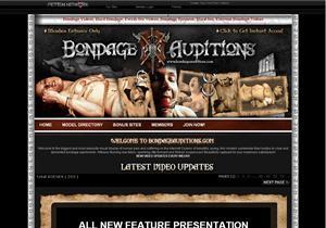 Bondage Auditions
