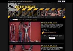 Bad Boy Bondage