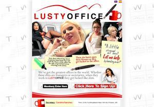 Lusty Office