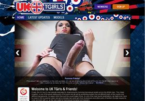 UK Tgirls