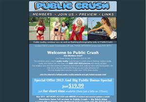 Public Crush
