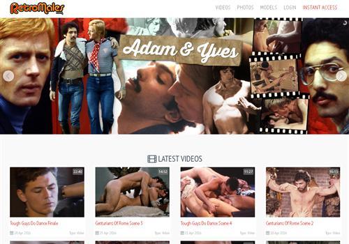Gay vintage sex movies