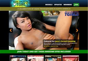 Asian American TGirls