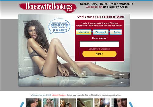 Housewife Hookups