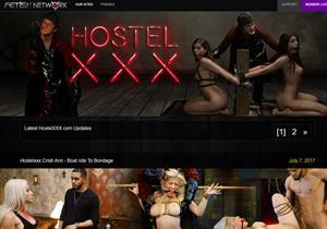 Hostel XXX