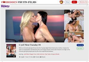 Forbidden Fruits Films