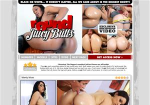 Round Juicy Butts