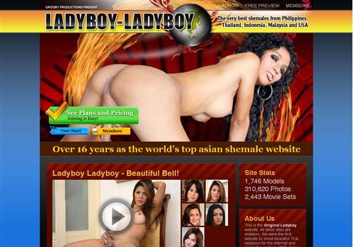 Asian Ladyboy
