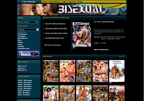 Bisexual Pay-Per-View