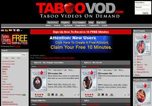 Taboo VOD