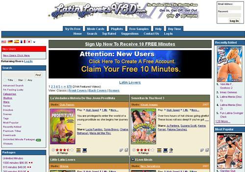 Vod porn sites