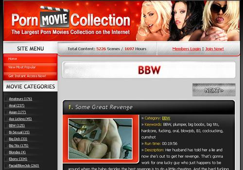 Buy membership to porn site BBW Porn Movie Collection - unlimited adult ...