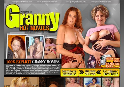 Granny Hot Movies