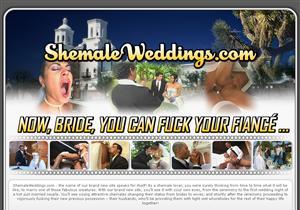 Shemale Weddings