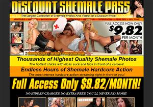 Discount Shemale Pass