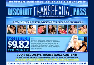 Discount Transsexual Pass