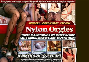 Nylon Orgies