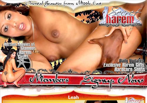New middle east paysite SecretHarem with Arabian harem babes in arabia porn ...