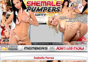 Shemale Pumpers