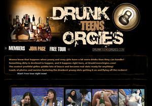Drunk Teens Orgies