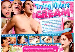 Trying Olders Cream