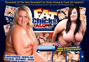 Fat Chicks Alone