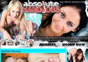 Absolute Handjobs - Teen chicks hand job works, Handjob porn archive