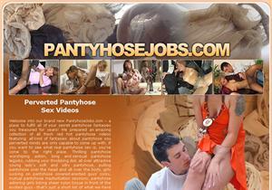 Pantyhose Jobs