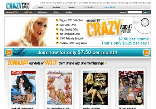 This Adult DVD pay site was visited by 202 surfers.