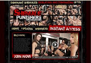 Shemale Punishers