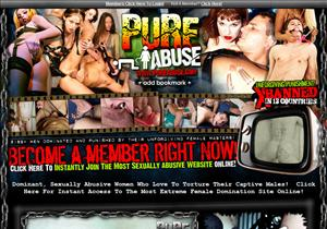 The most extreme female domination paysite online! TOP Porn Site Detail