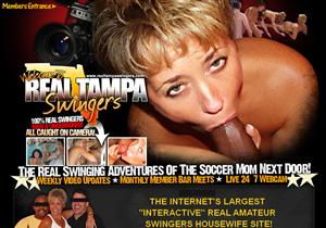Real Tampa Swingers