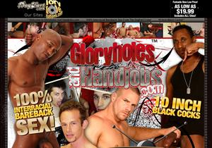 Gloryholes and Handjobs