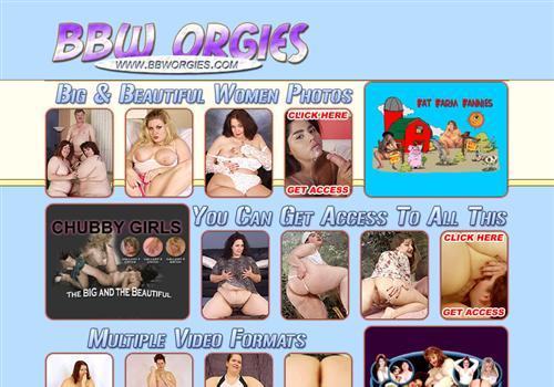 BBW Orgies