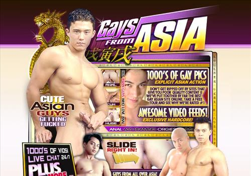Gays From Asia