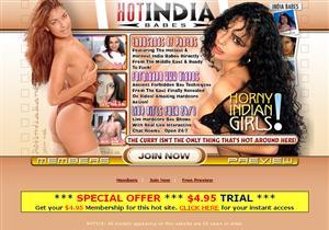 Hot India Babes