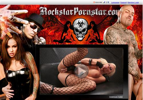 Buy membership to porn site Rock Star Pornstar - Evan Seinfeld AKA Spyder ...