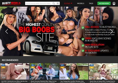 DDF Busty Mobile