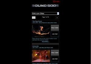 Bound Gods Mobile