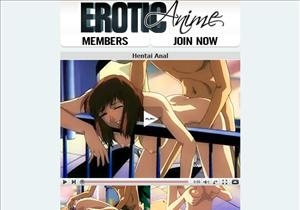 Erotic Anime iPhone Porn