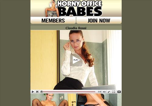 Horny Office Sluts