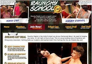 Raunchy School