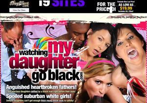 Watching My Daughter Go Black