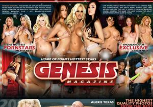 ... beautiful cover girls from the pages of the popular men's porn magazine.