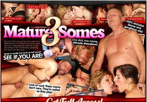 Mature 3Somes