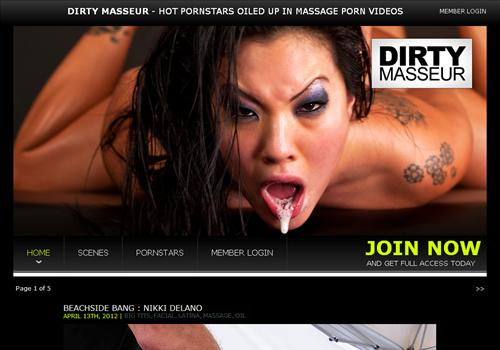 Nude pornstars fucked in erotic massage sex videos, rub porn