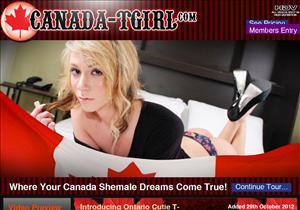 Canada Tgirl